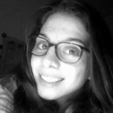 Clarisse felhasználói profilja