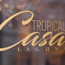 Tropical Casa Laguna User Profile