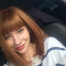 Profil utilisateur de Анжела