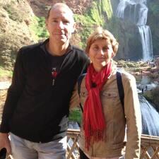 Fred & Marie felhasználói profilja