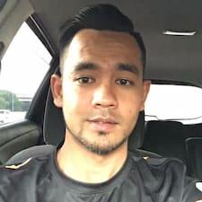 Mohd Faidurrida Brugerprofil