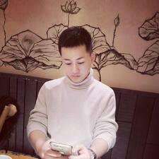 Perfil do usuário de 成