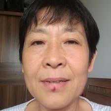 韩颖 felhasználói profilja