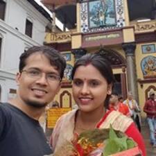Profil Pengguna Prashanta