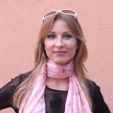 Severina - Uživatelský profil