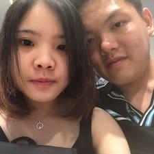 Henkilön Hon Yeen käyttäjäprofiili
