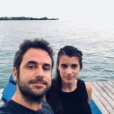 Stephanie & Pepe User Profile