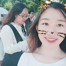 慧美 felhasználói profilja