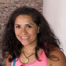 Henkilön Sandra käyttäjäprofiili