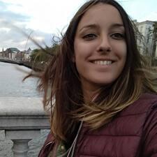 Användarprofil för María José