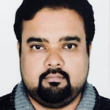 Sunil的用戶個人資料