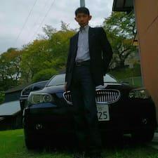 Akihito felhasználói profilja