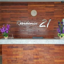 Το προφίλ του/της Residence 21