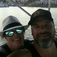 Profilo utente di Gillian & Matt