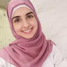 Профіль користувача Zahraa