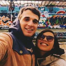 Profil utilisateur de Valentina & Alexandre