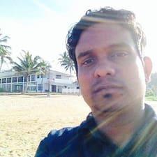 Manoj felhasználói profilja