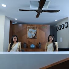 Profil korisnika Meena Prathap