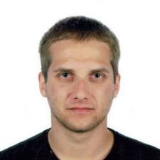 Profil Pengguna Ondřej