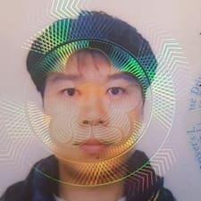 Gebruikersprofiel Kanghee