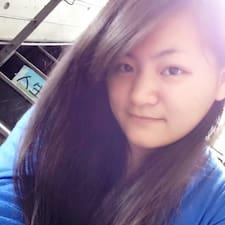 姿妤 felhasználói profilja