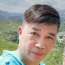 Chan felhasználói profilja