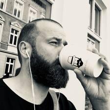 Användarprofil för Klaus Nordentoft