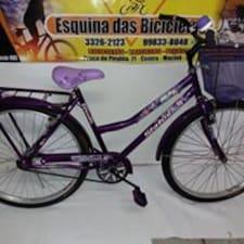 Esquina Das Bicicletas的用戶個人資料