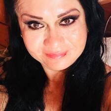 Henkilön Luz Margarita käyttäjäprofiili