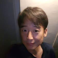 Профиль пользователя Jonghyuk