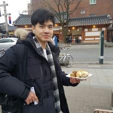 Euntaek User Profile