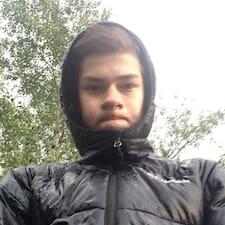 Nutzerprofil von Maksim