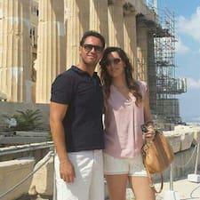 Antonio & Claudia User Profile