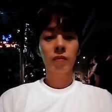 Jinyoung的用戶個人資料