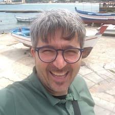 Giuseppe Superhost házigazda.