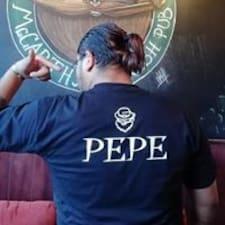 Nutzerprofil von Pepe