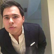 Ramon felhasználói profilja