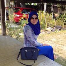 Nurul Aida felhasználói profilja
