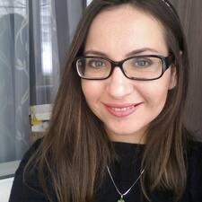 Profil utilisateur de Oksana