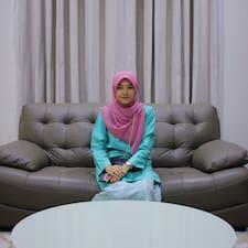 Damia Husna felhasználói profilja