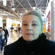 Henkilön Lyudmila (MILLA) käyttäjäprofiili
