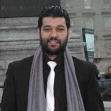 Zahir Brugerprofil