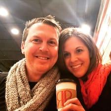 Chris & Sara es SuperAnfitrión.