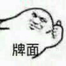 Henkilön 公举 käyttäjäprofiili