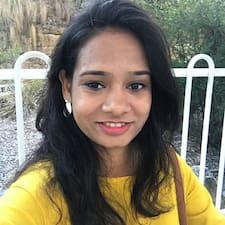 Profilo utente di Chaitrali
