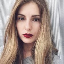 Profil utilisateur de Александра