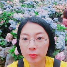 Hye Kyong的用戶個人資料