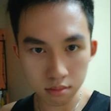 Kah Yang felhasználói profilja