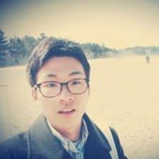 Профиль пользователя Jongwon