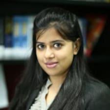 โพรไฟล์ผู้ใช้ Tanvi
